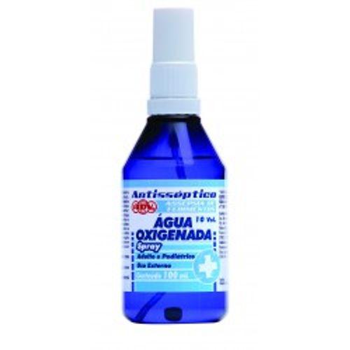 Água Oxigenada Adv Spray 10 Volumes 100ml