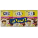 Adoçante Em Pó Gold Sucralose 50 Envelopes Leve 3 Pague 2