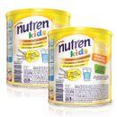 Nutren Kids Nestlé Baunilha 350g 2 Unidades