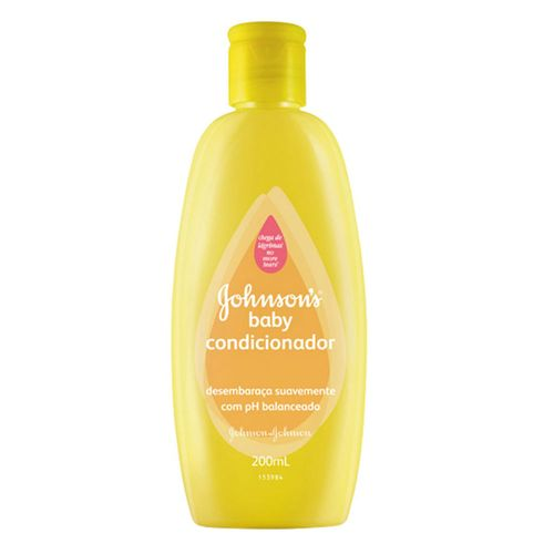 Condicionador Johnson's Baby 400ml