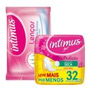Kit-Absorvente-Intimus-Gel-Normal-Seca-Abas-32-Unidades-Lencos-Umedecidos-Intimus-16-Unidades-Drogaria-SP-9000751