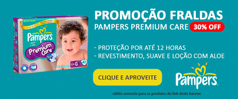pampers desconto 30 off