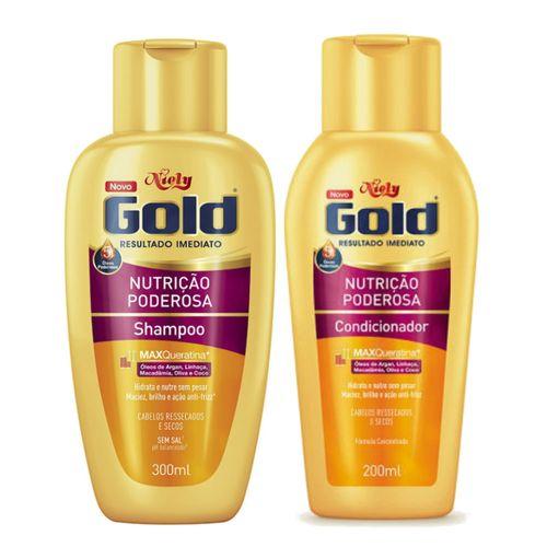 Kit-Niely-Gold-Nutricao-Poderosa-Shampoo-Sem-Sal-300ml-Condicionador-200ml-Drogaria-SP-9000811