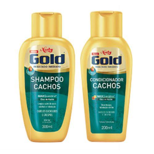 Kit-Niely-Gold-Cachos-Shampoo-Sem-Sal-300ml-Condicionador-200ml-Drogaria-SP-9000813