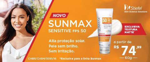 Protetor solar sunmax