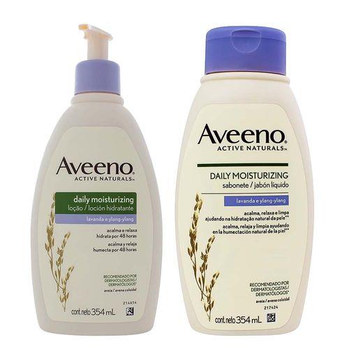 Kit-Aveeno-Lavanda-e-Ylang-Ylang-Sabonete-Liquido-Locao-Hidratante-354ml-Drogaria-SP-9001300
