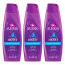 Kit-3-Shampoo-Aussie-Moist-400ml-Drogaria-SP-9002076