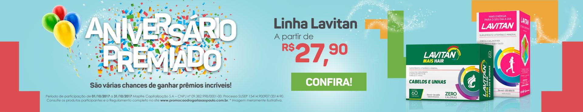ANIVERSARIO DAS MARCAS marketing