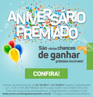 ANIVERSARIO DAS MARCAS marketing