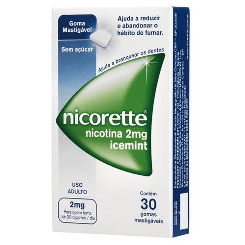 Nicorette-Ice-Mint-2mg-30-Gomas-Drogaria-SP-26166