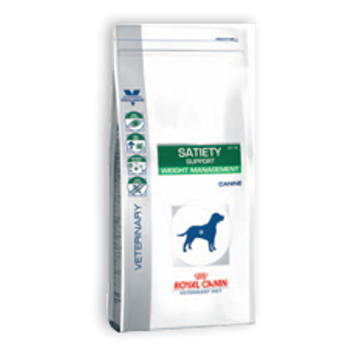 Ração Royal Canin Veterinary Diet Canine Satiety Support Dry 1,5kg