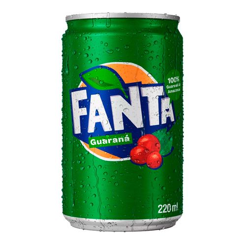 Fanta Guaraná 220ml