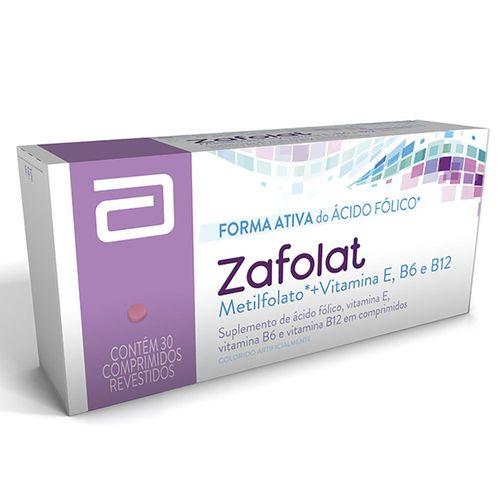 Zafolat 30 Comprimidos Revestidos