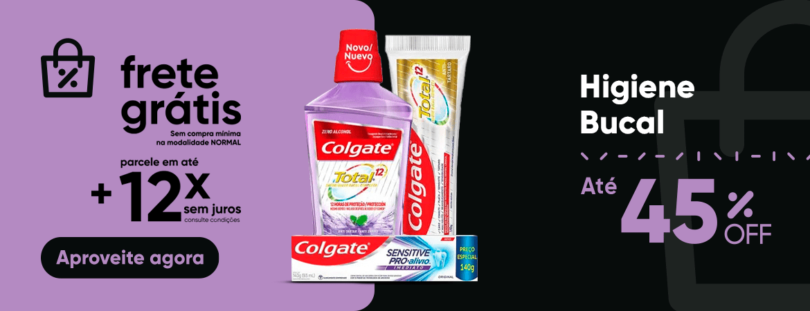 Black Week Colgate