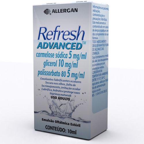 Refresh-Advanced-Allergan-10ml