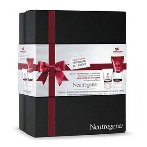 Kit-Neutrogena-Hidratante-Corporal-C--Fragrancia-200ml---Creme-para-as-Maos-56g