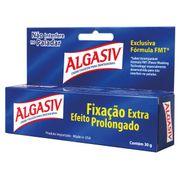 Creme Fixador de Dentaduras Algasiv 30g