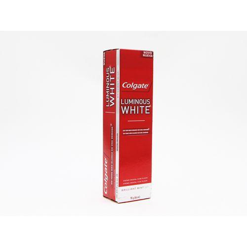 Creme Dental Colgate Luminous White 90g