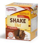 Lipomax Shake Diet Chocolate 58g 7 Sachês