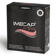Kit Imecap Antissinais com Creme 35g 45 cápsulas
