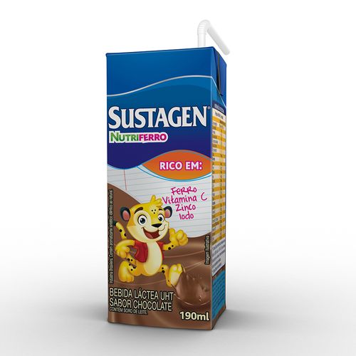 Sustagen Nutriferro Chocolate 190ml