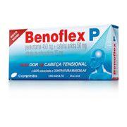 Benoflex P Sanofi Aventis 12 Comprimidos Revestidos