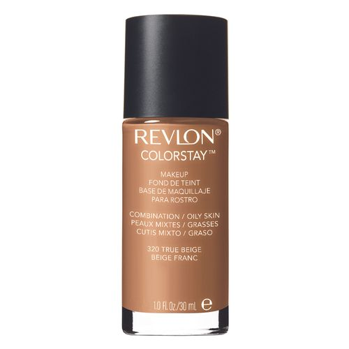 Base Revlon Comb Oily Skin True Beige