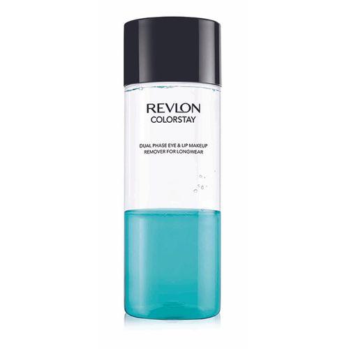 Demaquilante Removedor de Maquiagem Revlon ColorStay Dual Phase Eye & Lip Makeup Remover 118ml