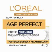 Dermo Expertise Age Perfect Pró Calcio Noturno 49g