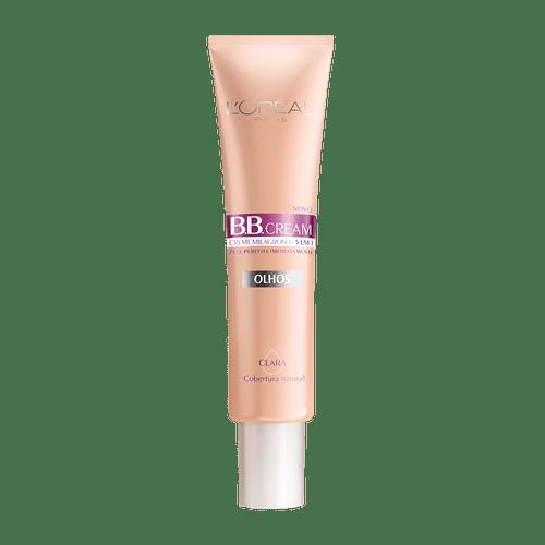 BB Cream para Olhos L'Oréal Paris 5 em 1 Clara 15ml
