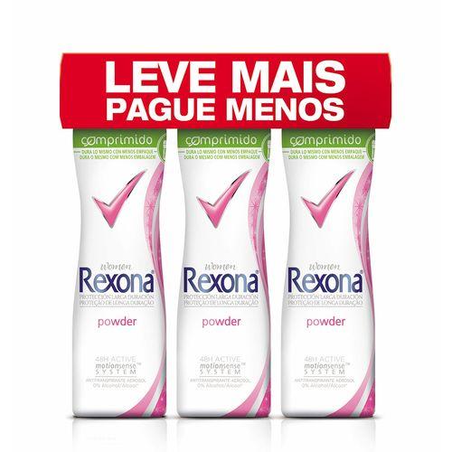 Kit-Desodorante-Aerosol-Rexona-Powder-56g-3-Unidades-Drogaria-SP-568643