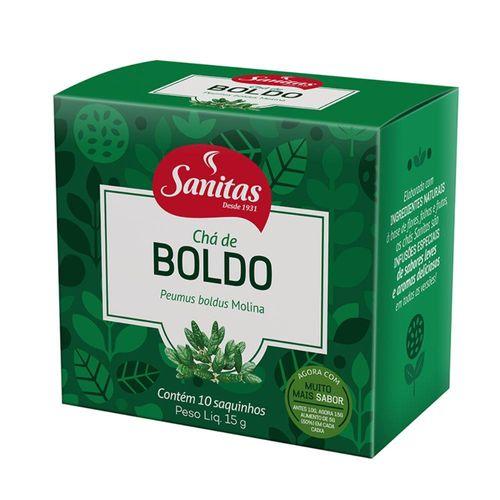 cha-sanitas-boldo-10-saches-Drogaria-SP-172952