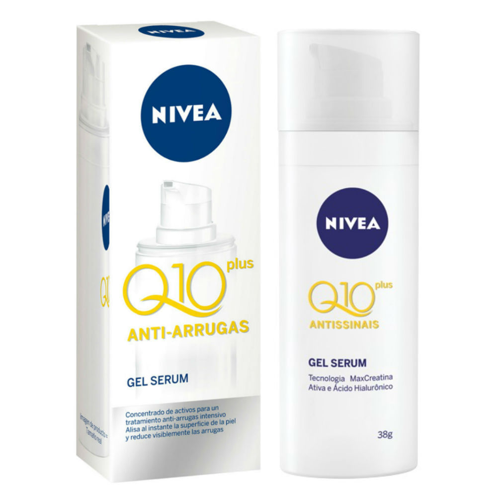linha nivea visage q10