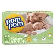 Fralda-Descartavel-Pom-Pom-Amor-de-Mamae-Recem-Nascido-18-Unidades-Drogaria-SP-524441