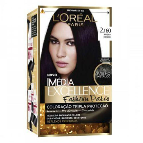 Tintura-Capilar-Imedia-Excellence-Fashion-Paris-2-160-Preto-Couro-Drogaria-SP-581038-1