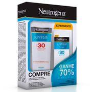 Kit-Protetor-Solar-Neutrogena-Sun-Fresh-FPS-30-200ml-Sun-Fresh-Facial-FPS-30-50ml-Drogaria-SP-584533