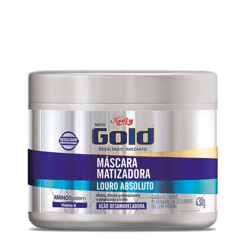 Mascara-Matizadora-Niely-Gold-Loiro-Absoluto-430g