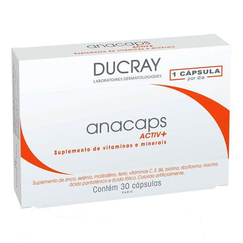 Suplemento-Alimentar-Ducray-Anacaps-Active-30-Capsulas-Drogaria-SP-610020
