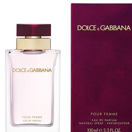 7e689f75d9cda Dolce Gabbana Pour Femme Eau De Parfum Feminino - Drogaria Sao Paulo