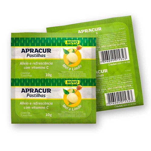 apracur-pastilhas-sache-mel-hypermarcas-Drogaria-SP-631981