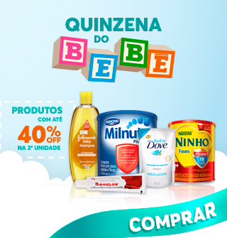 CAMPANHA Quinzena do Bebe
