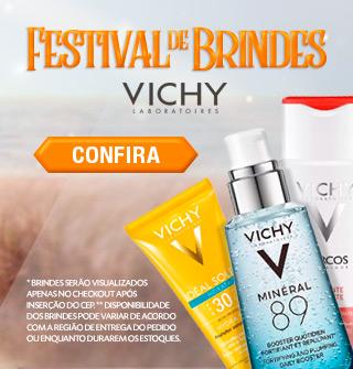 Festival de Brindes VICHY