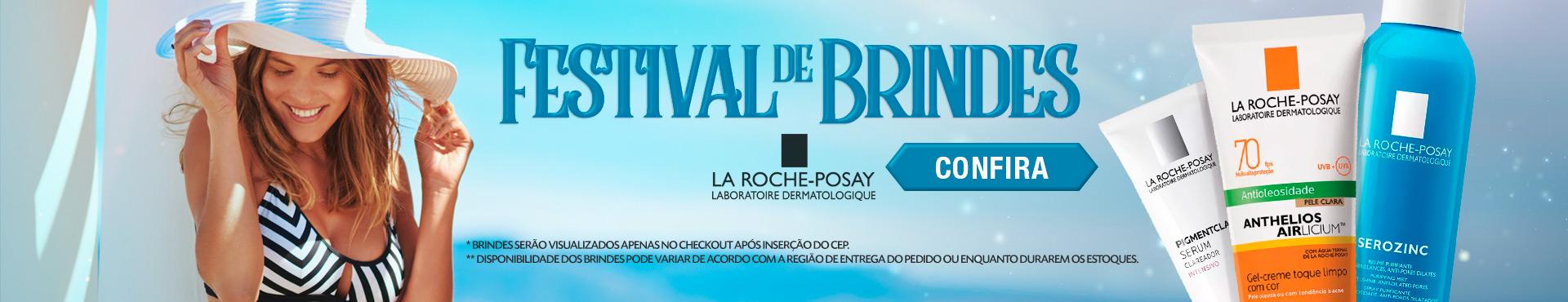 Festival de Brindes LA ROCHE