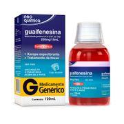 guaifenesina-13-3mg-ml-generico-xarope-sabor-cereja-Neo-Quimica-120ml-491942-drogaria-sp