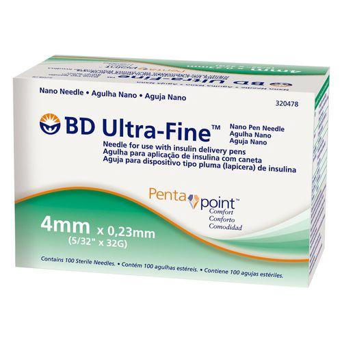 agulha-para-insulina-bd-ultra-fine-pentapoint-4mm-100-unidades-495158-drogaria-sp