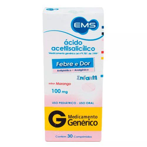 acido-acetil-salicilico-100mg-generico-ems-30-comprimidos-127264-drogaria-sp