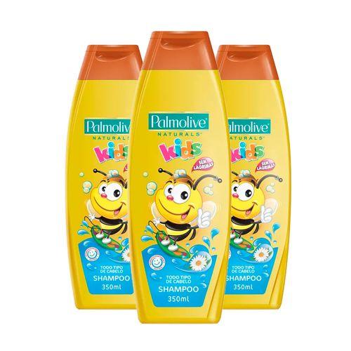 Kit-3-Shampoo-Infantil-Palmolive-Naturals-Kids-350ml-Drogaria-SP-9035263