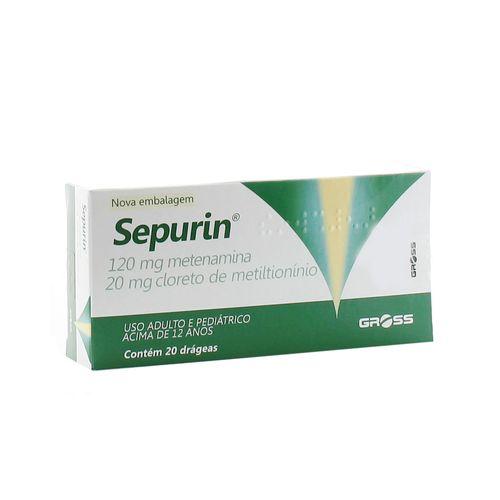 sepurin-gross-20-drageas-14656-drogaria-sp