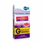 paracetamol-cafeina-generico-ems-20-comprimidos-revestidos-Drogaria-SP-188840