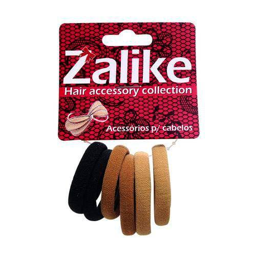 elastico-para-cabelos-cores-basicas-zalike-com-6-Drogaria-SP-632830
